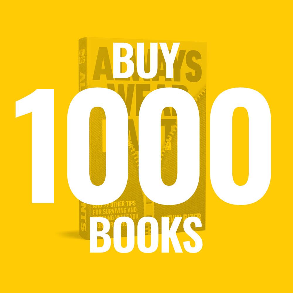 Buy 1000 Books