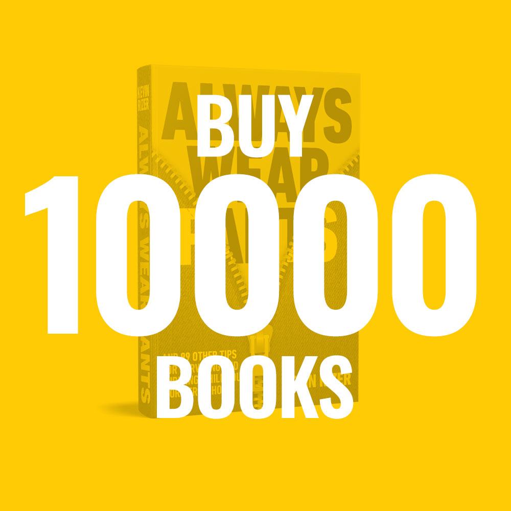 Buy 10000 Books
