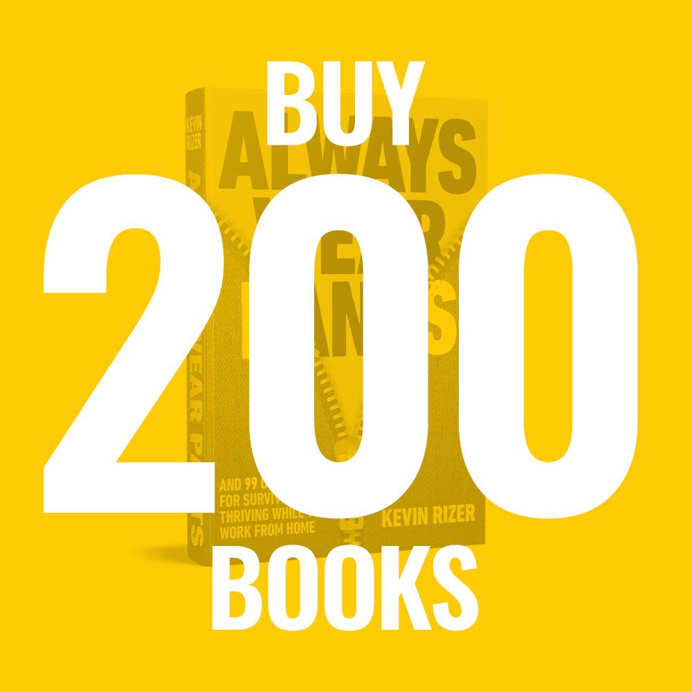 Buy 200 Books