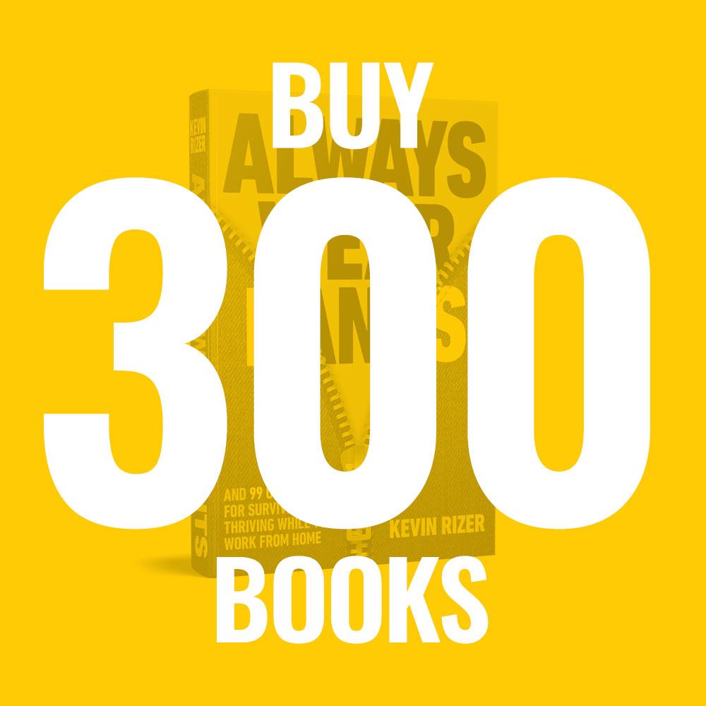 Buy 300 Books